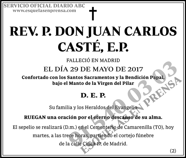 Juan Carlos Casté